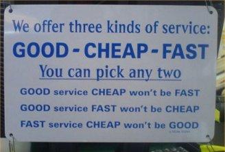 good-cheap-fast-service