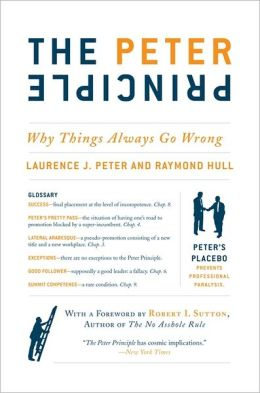 Required Reading: The Peter Principle by Laurence Peter