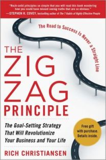 Required Reading for Entrepreneurs: The Zigzag Principle by Rich Christiansen